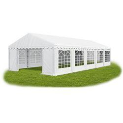 Namiot 4x10x2, Solidny Namiot ogrodowy, SUMMER/ 40m2 - 4m x 10m x 2m