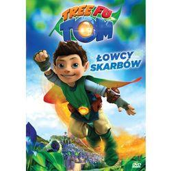 Tree Fu Tom. Łowcy skarbów. DVD - sprawdź w wybranym sklepie