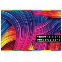 Zeszyt papierów kolorowych INTERDRUK B4 holograf.