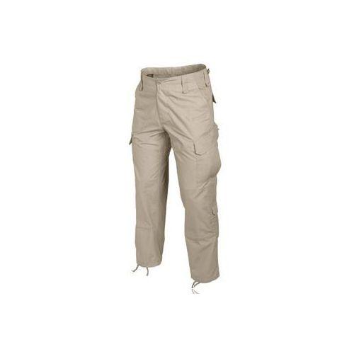 Spodnie Helikon CPU CottonRipstop beżowe r. L (regular) (spodnie męskie) od Zbrojownia.pl