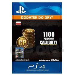 Call of Duty: Infinite Warfare - 1100 punktów [kod aktywacyjny] z kategorii Pozostałe akcesoria do konsoli