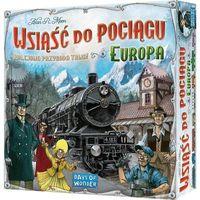 Wsiąść do pociągu: europa marki Rebel