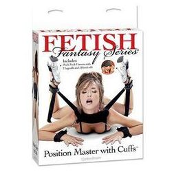 COSTRITTIVI FETISH FANTASY SERIES POSITION MASTER WITH CUFFS
