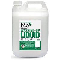 Bio-d Hypoalergiczny, bezzapachowy płyn do mycia naczyń, 5 l,  (5034938100131)