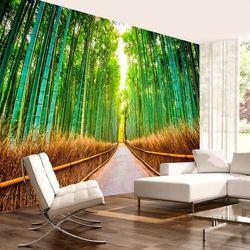 Fototapeta - Bambusowy las