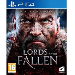 Lords of Fallen, wersja językowa gry: [polska]