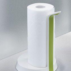 JJ - Stojak na ręczniki papierowe, biało-zielony 85051 Wysyłka w 24 godziny! Zadzwoń +48 85 743 78 55, 85051