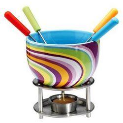 Mastrad Zestaw do fondue  (kolorowe paseczki)
