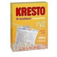 Vog Ryż długoziarnisty zawsze sypki w torebkach kresto 4 x 125 g