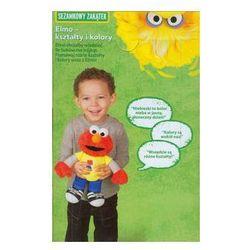 Gadający Elmo z kategorii maskotki interaktywne