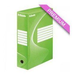 Esselte Pudło archiwizacyjne  100mm zielone