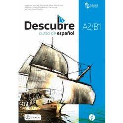 Descubre A.2/B1 Podręcznik wieloletni z płytą CD (9788394751203)