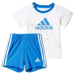 Adidas Komplet  summer easy boys set kids ak2607