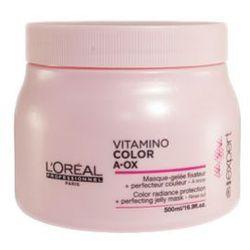 L'Oreal VITAMINO COLOR MASQUE Maska przedłużająca trwałość koloru (500 ML) - sprawdź w wybranym sklepie