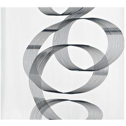 Zasłonа CURVO, siwy, 180 x 200 cm (8590507280422)