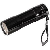Hama LATARKA LED FL-92 BASIC CZARNA DARMOWA DOSTAWA DO 400 SALONÓW !! (4047443288448)