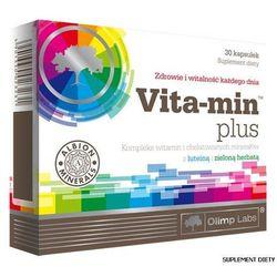 Olimp Vita-Min Plus z luteiną i ziel.herb (lek witaminy i minerały)