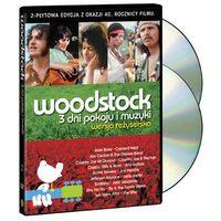 Galapagos Woodstock: 3dni pokoju i muzyki (2xdvd) - michael wadleigh (7321909262171)