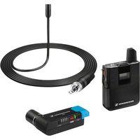 Mikrofon do kamery Sennheiser AVX-ME2 SET-3-EU, Komunikacja: Radiowa, z kablem, z klipsem