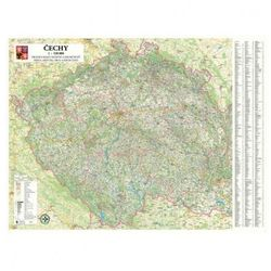 Czechy - produkt z kategorii- mapy