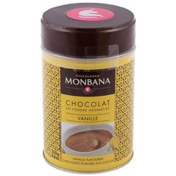 Monbana czekolada w proszku Vanille