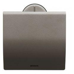 Uchwyt na papier toaletowy Profile platynowy (8710755483363)