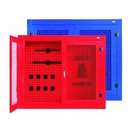 Fastservice Gablota narzędziowa zamykana drzwiczkami z perforacją p-4-05-04 (5904054400432)