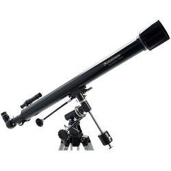Teleskop CELESTRON PowerSeeker 60EQ + DARMOWY TRANSPORT! z kategorii teleskopy