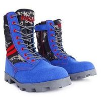 buty Double Red Grey&Blue (6954881101599)