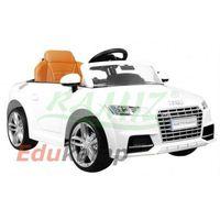 Audi tt na akumullator 2.4ghz otwierane drzwi skóra fotel! marki Tima