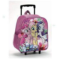 Coriex My Little Pony Power Color plecak z kółkami (J95529) Darmowy odbiór w 20 miastach!