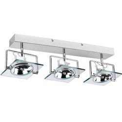 Kinkiet industrial qr-111003 srebrny + darmowy transport! marki Light prestige
