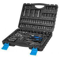 Zestaw kluczy nasadowych 94el. 1/2, 1/4cala, 4-32 mm, mega 58094 marki Proline
