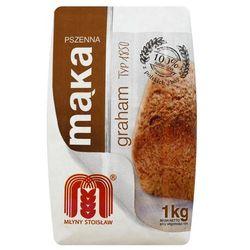 Młyny Stoisław Mąka pszenna graham Typ 1850 1 kg - sprawdź w wybranym sklepie