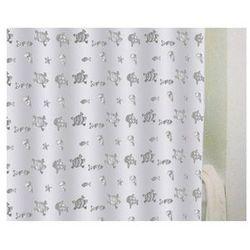 Zasłona prysznicowa Bisk PEVA AUSTRALIA 03567