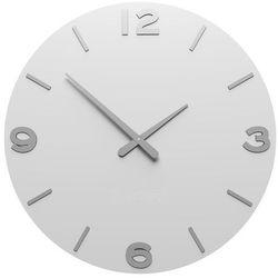 Calleadesign Zegar ścienny smarty  biały