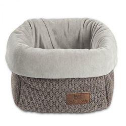 Baby's only , robust tupe koszyk na przybory 17x20x14 cm, brązowy