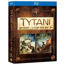 Gniew Tytanów/Starcie Tytanów (2Bd)(2Blu-ray) z kategorii Pakiety filmowe