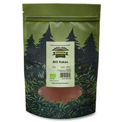 Kakao bio– ekogram 200 g, marki Ekogram zielonki