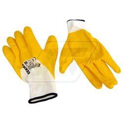Rękawice robocze Geko żółte 10 G73553, towar z kategorii: Rękawice