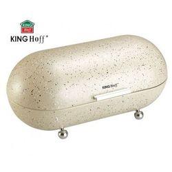 CHLEBAK STALOWY MARMUREK KINGHOFF [KH-1084] z kategorii Chlebaki