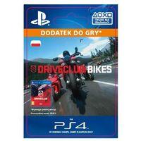 Driveclub - bikes dlc [kod aktywacyjny] marki Sony