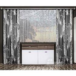 Wisan s.a. Debora + dagna 2) - 220 x 170 cm - firanka biały