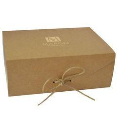 Firmowe pudełko prezentowe 24,5x17x8,5cm, marki Margo