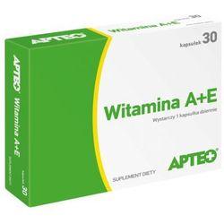 Witamina A+E APTEO 30tabl - produkt farmaceutyczny