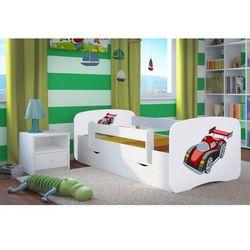 Łóżeczko Babydreams - Auto wyścigowe, 21 dni roboczych