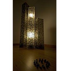 Nowoczesna lampa stojąca hera 2 marki Ogrody leandro