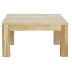 Woood  stolik largo dębowy 85x85cm 381085