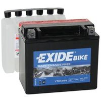 Akumulator  ytx12-bs 10ah 180a marki Exide