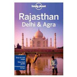 Lonely Planet Rajasthan, Delhi and Agra, książka z kategorii Podróże i przewodniki